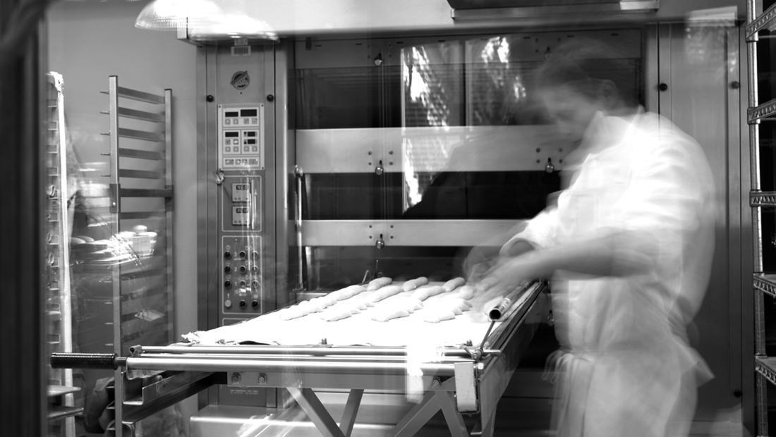 Bouchon Bakery bread oven