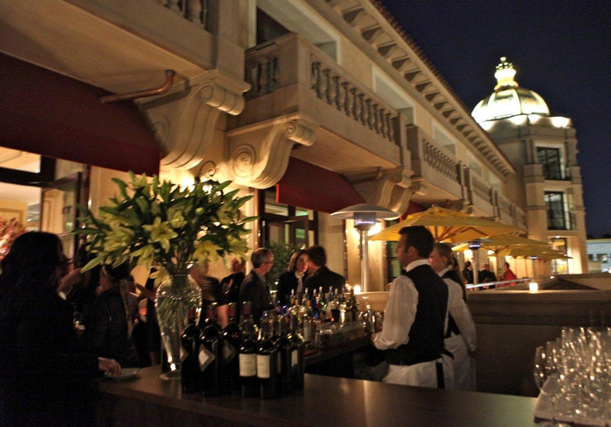 bouchon, bouchon bistro, thomas keller, laura cunningham, beverly hills, los angeles, irene virbila, russ parsons, roast chicken, spago, private events, private dining