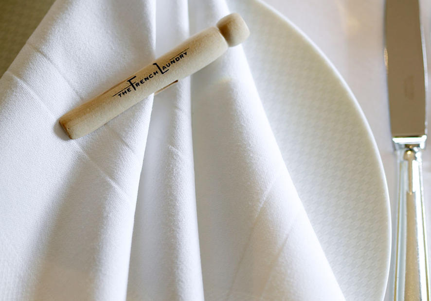 The French Laundry clothes pin