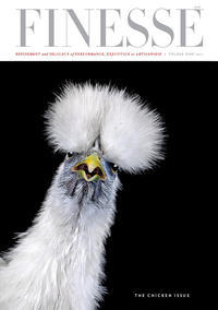 Finesse Magazine Chicken Issue